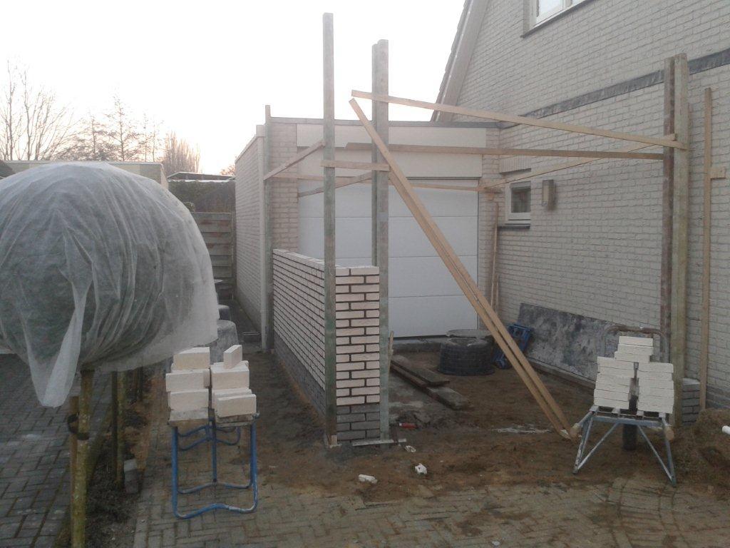 Isoleren Garage Kosten : Renovatie garage zuidwolde u a houvast bouw