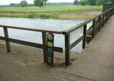 Herstel brug stuw Besselink Almen 3 - Bargeman Vorden aannemersbedrijf