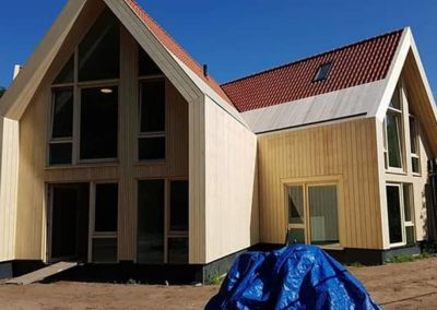 Nieuwbouw Urtica 6 - Bargeman Vorden aannemersbedrijf