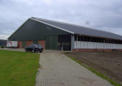 Nieuwbouw bedrijfspand agrarisch 1 - Bargeman Vorden aannemersbedrijf