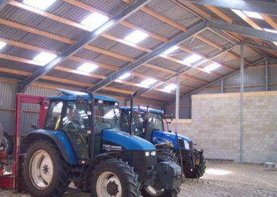 Nieuwbouw bedrijfspand agrarisch 2 - Bargeman Vorden aannemersbedrijf