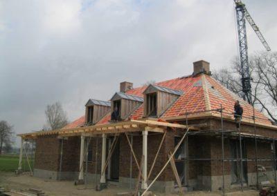 Nieuwbouw dubbel woonhuis Wildenborch 2 - Bargeman Vorden aannemersbedrijf