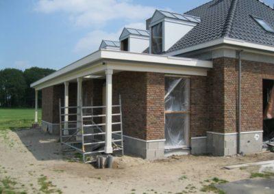 Nieuwbouw dubbel woonhuis Wildenborch 3 - Bargeman Vorden aannemersbedrijf