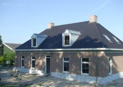 Nieuwbouw dubbel woonhuis Wildenborch 4 - Bargeman Vorden aannemersbedrijf