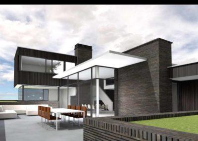 Nieuwbouw impressie vrijstaande woning Warnsveld 1 - Bargeman Vorden aannemersbedrijf