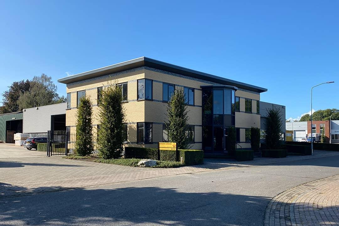 Nieuwbouw kantoor 3 - Bargeman Vorden aannemersbedrijf