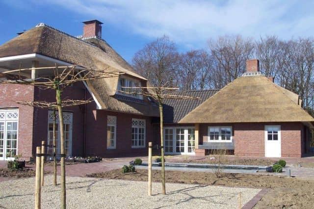 Nieuwbouw landhuis Almen