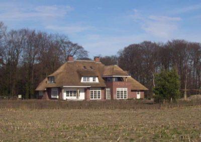 Nieuwbouw landhuis Almen 2 - Bargeman Vorden aannemersbedrijf