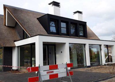 Nieuwbouw woonhuis met bijgebouw te Lochem