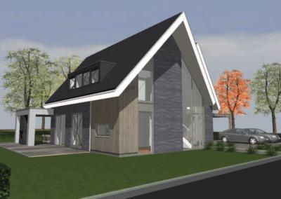 Nieuwbouw vrijstaande woning Lochem 21 - Bargeman Vorden aannemersbedrijf