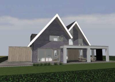 Nieuwbouw vrijstaande woning Lochem 22 - Bargeman Vorden aannemersbedrijf