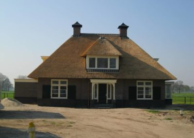 Nieuwbouw woonhuis Barchem 1 - Bargeman Vorden aannemersbedrijf
