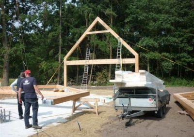 Nieuwbouw woonhuis Vorden 27 - Bargeman Vorden aannemersbedrijf