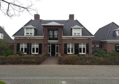 Nieuwbouw woonhuis Warnsveld