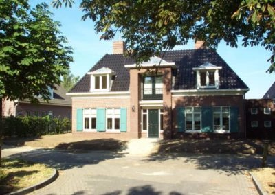 Nieuwbouw woonhuis Warnsveld 6 - Bargeman Vorden aannemersbedrijf