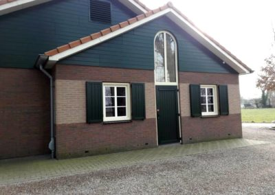 Renovatie kapel Wildenborch