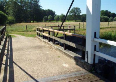 Renovatie leuning ophaalbrug 2 - Bargeman Vorden aannemersbedrijf