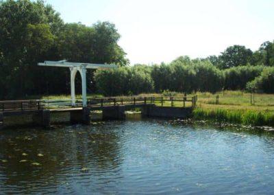 Renovatie leuning ophaalbrug 4 - Bargeman Vorden aannemersbedrijf
