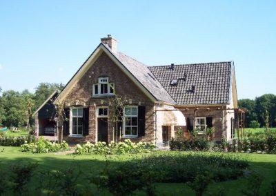 Renovatie woonhuis Vorden