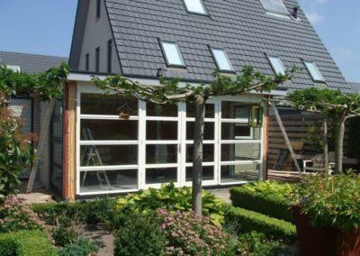 Verbouwing woonhuis plus veranda Lochem